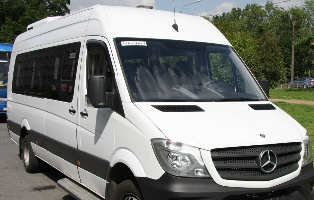 MERSEDES BENZ SPRINTER